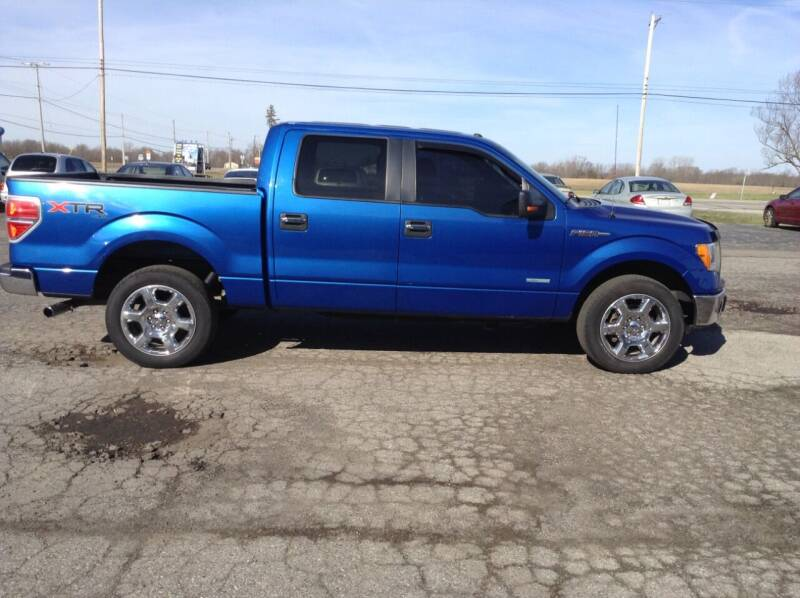 2013 Ford F-150 for sale at Kevin's Motor Sales in Montpelier OH