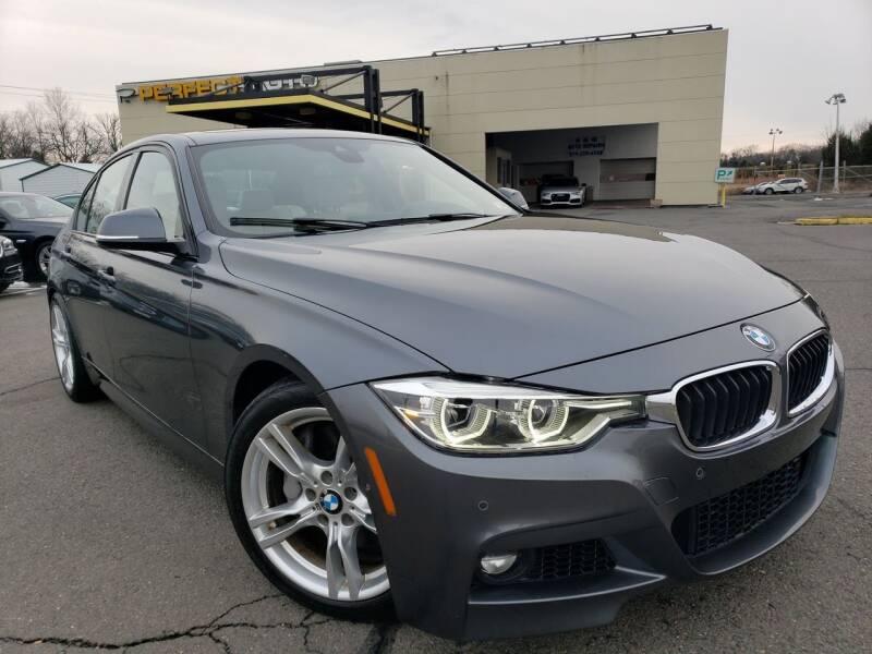 2017 BMW 3 Series for sale at Perfect Auto in Manassas VA