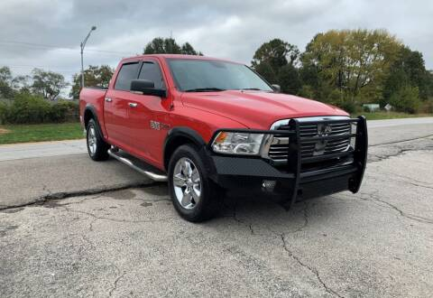 2016 RAM Ram Pickup 1500 for sale at InstaCar LLC in Independence MO