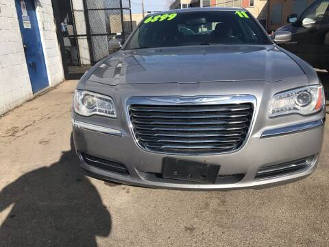 2011 Chrysler 300 for sale at Square Business Automotive in Milwaukee WI