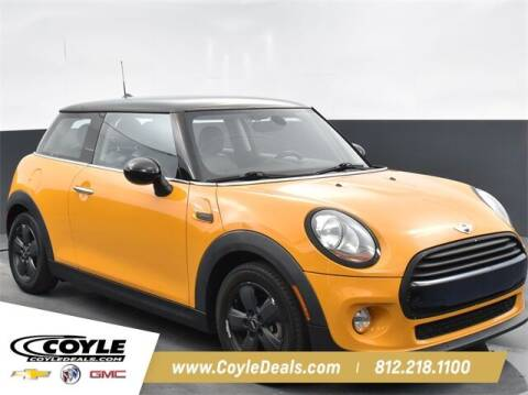 2015 MINI Hardtop 2 Door for sale at COYLE GM - COYLE NISSAN - New Inventory in Clarksville IN