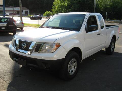 2009 Nissan Frontier for sale at Middlesex Auto Center in Middlefield CT