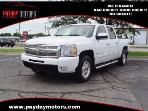 2009 Chevrolet Silverado 1500 for sale at Payday Motors in Wichita KS