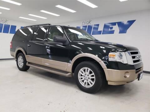 2013 Ford Expedition EL for sale at HILEY MAZDA VOLKSWAGEN of ARLINGTON in Arlington TX