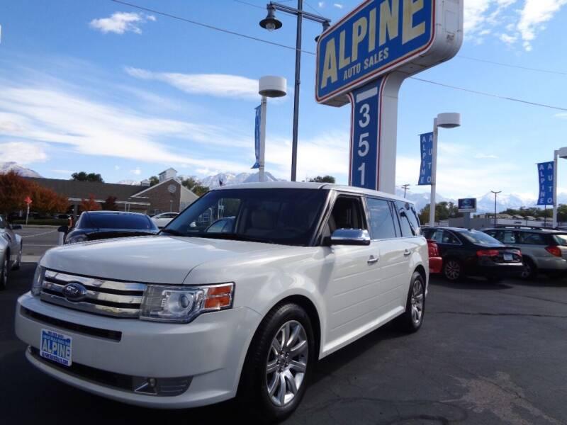 2010 Ford Flex for sale at Alpine Auto Sales in Salt Lake City UT