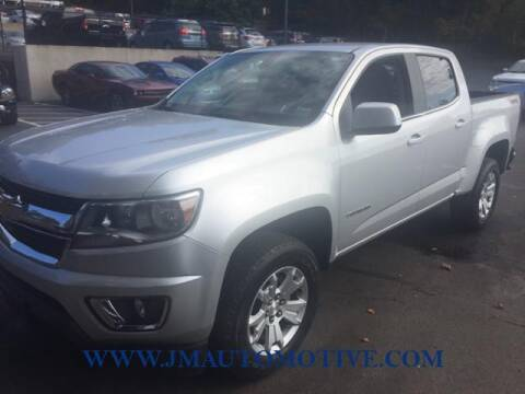 2019 Chevrolet Colorado for sale at J & M Automotive in Naugatuck CT