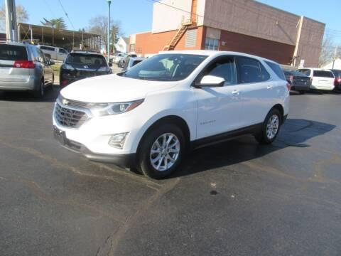 2019 Chevrolet Equinox for sale at Riverside Motor Company in Fenton MO