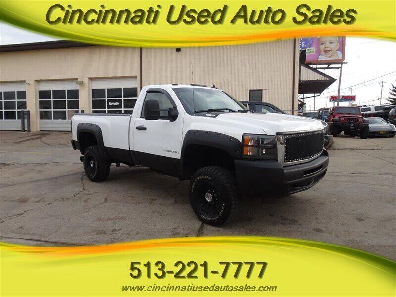 2008 Chevrolet Silverado 3500HD for sale at Cincinnati Used Auto Sales in Cincinnati OH
