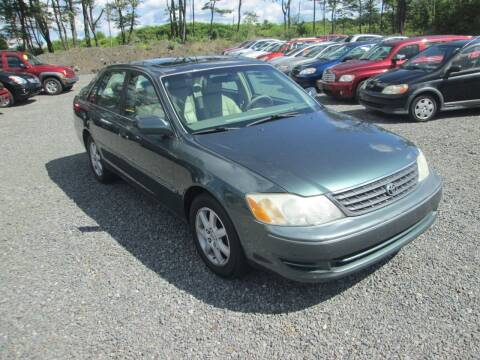 2003 Toyota Avalon for sale at Small Town Auto Sales in Hazleton PA