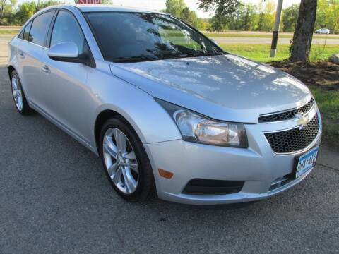 2011 Chevrolet Cruze for sale at Buy-Rite Auto Sales in Shakopee MN