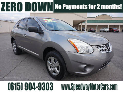 2013 Nissan Rogue for sale at Speedway Motors in Murfreesboro TN