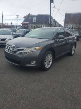 2012 Toyota Venza for sale at Key and V Auto Sales in Philadelphia PA