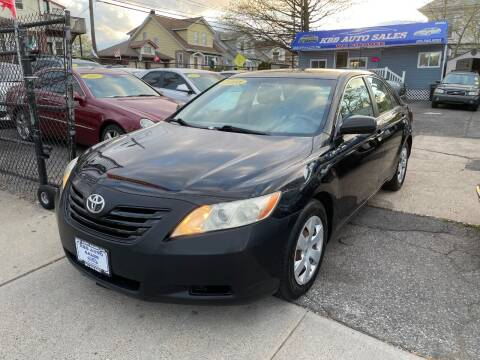 2008 Toyota Camry for sale at KBB Auto Sales in North Bergen NJ