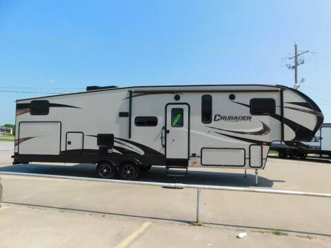 2018 Forest River Crusader for sale at Motorsports Unlimited in McAlester OK