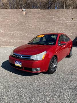 2009 Ford Focus for sale at ARS Affordable Auto in Norristown PA
