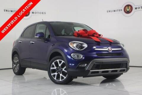 2016 FIAT 500X for sale at INDY'S UNLIMITED MOTORS - UNLIMITED MOTORS in Westfield IN