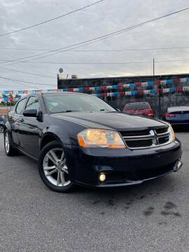 2011 Dodge Avenger for sale at Auto Budget Rental & Sales in Baltimore MD