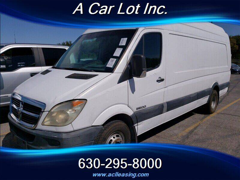2008 Dodge Sprinter Cargo for sale at A Car Lot Inc. in Addison IL