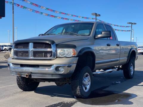 2004 Dodge Ram Pickup 2500 for sale at Right Price Auto in Idaho Falls ID