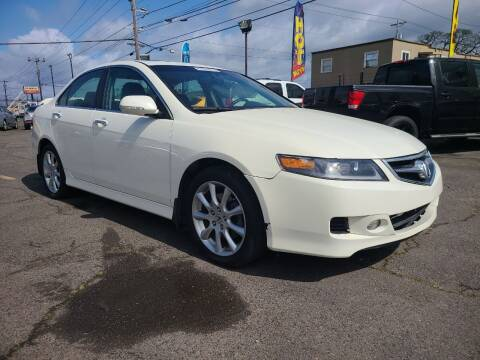2008 Acura TSX for sale at Universal Auto Sales in Salem OR