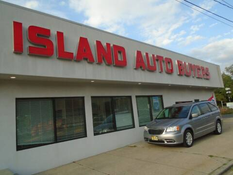 2014 Chrysler Town and Country for sale at Island Auto Buyers in West Babylon NY
