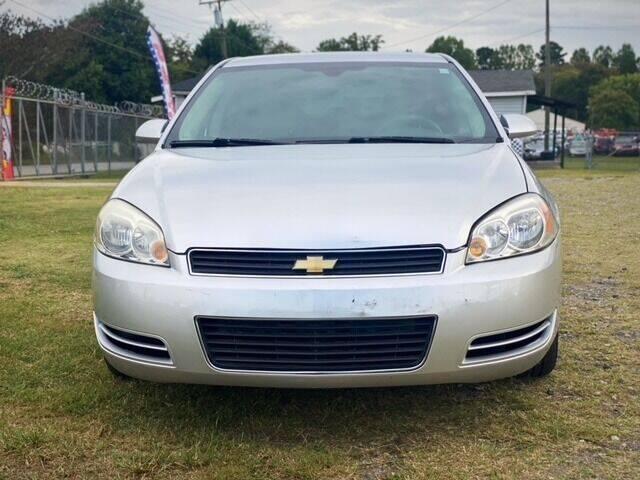 2010 Chevrolet Impala for sale at Cutiva Cars in Gastonia NC