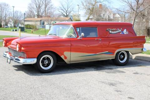1958 Ford Courier for sale at Great Lakes Classic Cars & Detail Shop in Hilton NY