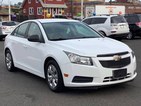 2013 Chevrolet Cruze for sale at Active Auto Sales in Hatboro PA