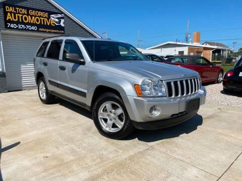 2005 Jeep Grand Cherokee for sale at Dalton George Automotive in Marietta OH
