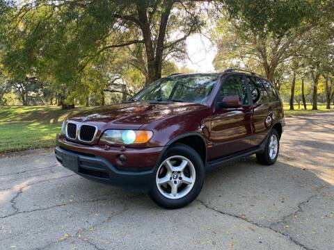 2001 BMW X5 for sale at FLORIDA MIDO MOTORS INC in Tampa FL