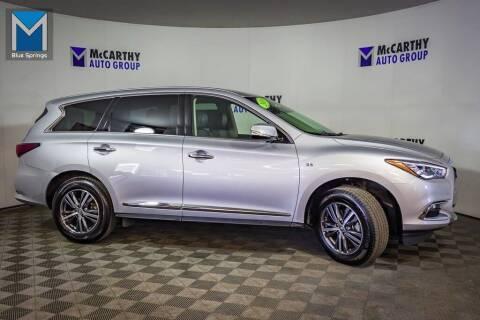 2020 Infiniti QX60 for sale at Mr. KC Cars - McCarthy Hyundai in Blue Springs MO