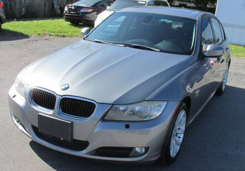 2011 BMW 3 Series for sale at Express Auto Sales in Lexington KY