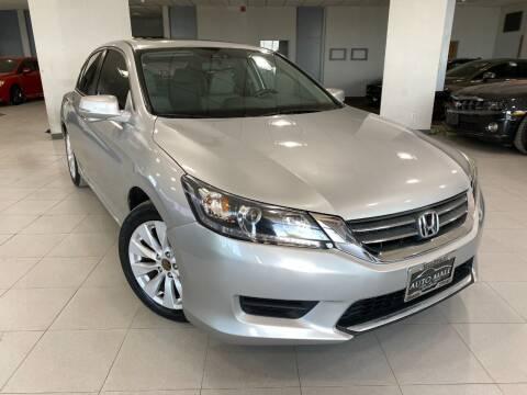 2014 Honda Accord for sale at Auto Mall of Springfield in Springfield IL