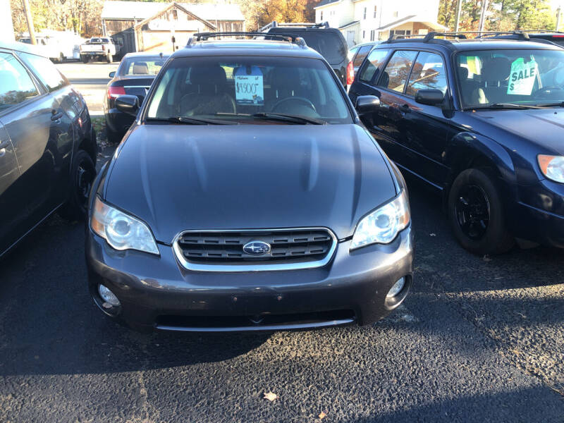2007 Subaru Impreza for sale at Whiting Motors in Plainville CT