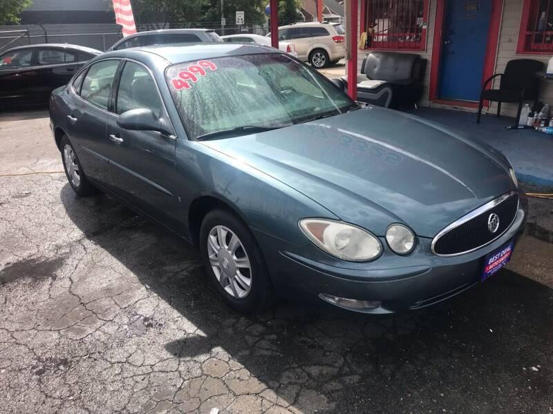 2006 Buick Allure for sale in Detroit, MI
