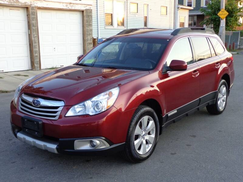 2012 Subaru Outback for sale at Broadway Auto Sales in Somerville MA