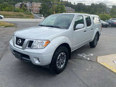2018 Nissan Frontier for sale at Turnpike Automotive in North Andover MA
