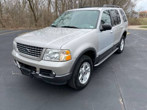 2005 Ford Explorer for sale at Sansone Cars in Lake Saint Louis MO