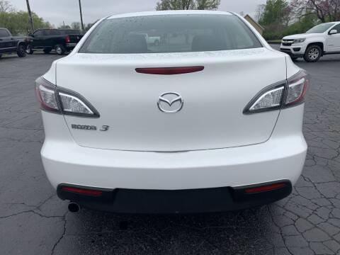 2010 Mazda MAZDA3 for sale at Hawkins Motors Sales in Hillsdale MI