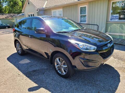 2015 Hyundai Tucson for sale at Sharpin Motor Sales in Columbus OH