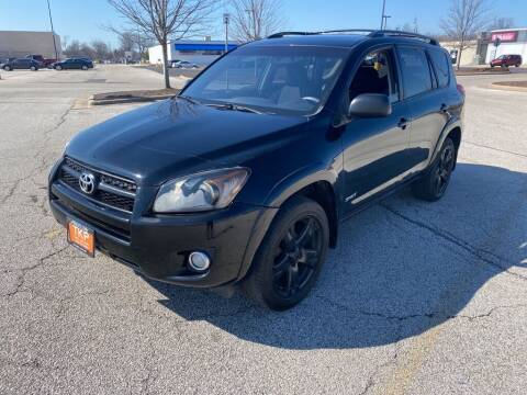 2011 Toyota RAV4 for sale at TKP Auto Sales in Eastlake OH