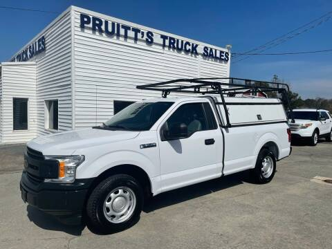 2018 Ford F-150 for sale at Pruitt's Truck Sales in Marietta GA