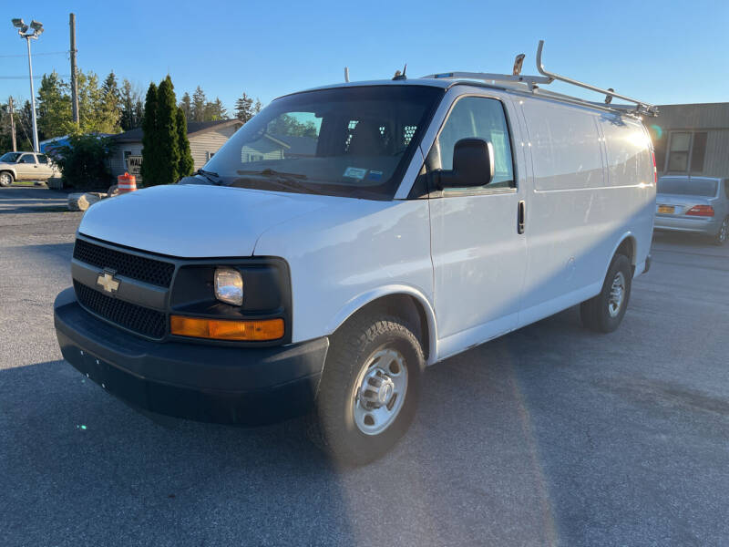 2015 Chevrolet Express Cargo for sale at Paul Hiltbrand Auto Sales LTD in Cicero NY