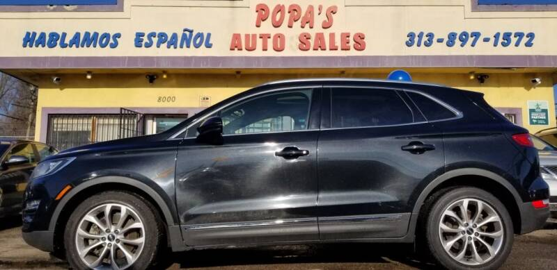 2015 Lincoln MKC for sale at Popas Auto Sales in Detroit MI
