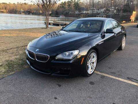 2013 BMW 6 Series for sale at Village Wholesale in Hot Springs Village AR
