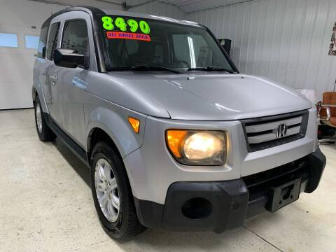 2008 Honda Element for sale at SMS Motorsports LLC in Cortland NY