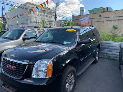 2010 GMC Yukon for sale at Best Cars R Us LLC in Irvington NJ