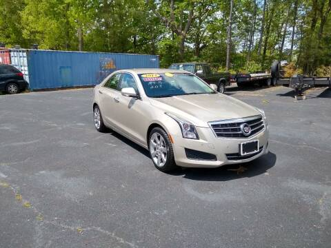 2013 Cadillac ATS for sale at James River Motorsports Inc. in Chester VA