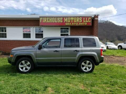 2011 Jeep Patriot for sale at Firehouse Motors LLC in Bristol TN