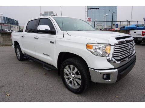 2017 Toyota Tundra for sale at BEAMAN TOYOTA in Nashville TN